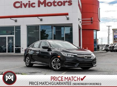 2017 Honda Civic LX - Heated Seats, Back UP Camera, Bluetooth
