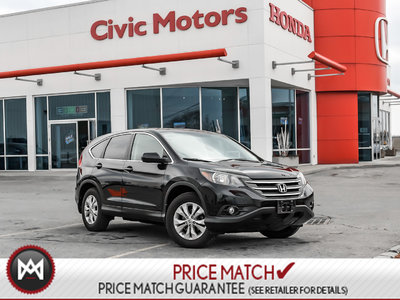 2012 Honda CR-V EX - AWD, SUNROOF, CRUISE CONTROL