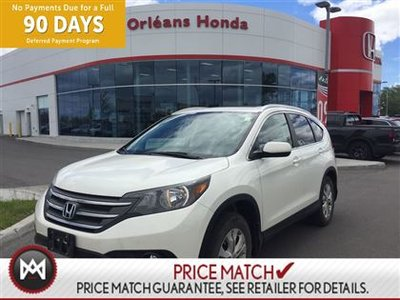 Honda CR-V EX, BACK UP CAMERA, HEATED SEATS AWD 2013