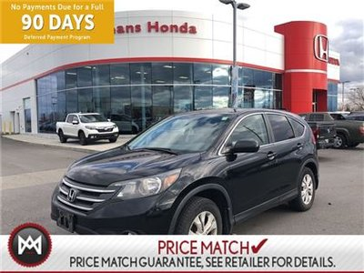 Honda CR-V EX HEATED SEATS,SUNROOF ,AWD 2013