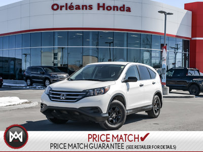 2013 Honda CR-V LX AWD, HEATED SEATS,BACK UP CAMERA ,CRUISE