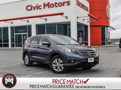 Honda CR-V EX -  AWD, SUNROOF, HEATED SEATS, CRUISE CONTROL 2013
