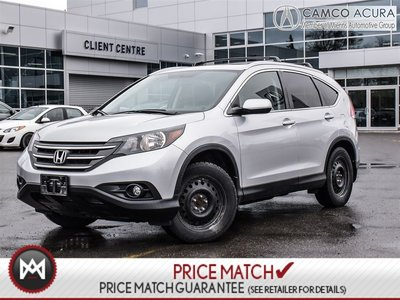 Honda CR-V EX SUNROOF HEATED SEATS 2013