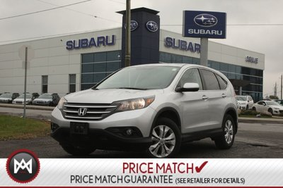 2013 Honda CR-V EX AWD Sunroof Backup CAM Heated Seats