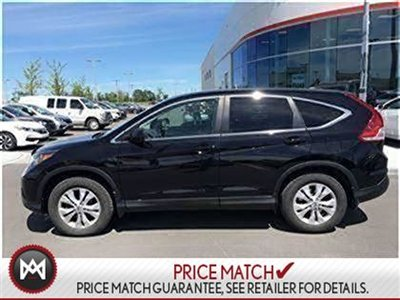 Honda CR-V AWD,LEATHER,SUNROOF,HEATED SEATS,BACK UP CAMERA 2014