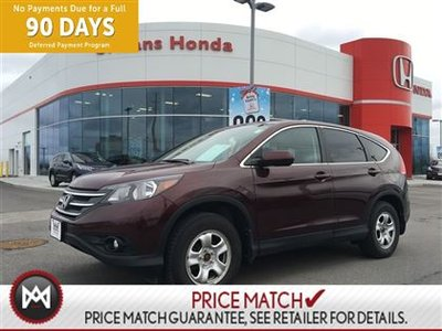 2014 Honda CR-V AWD, SUNROOF, HEATED SEATS,BACK UP CAMERA