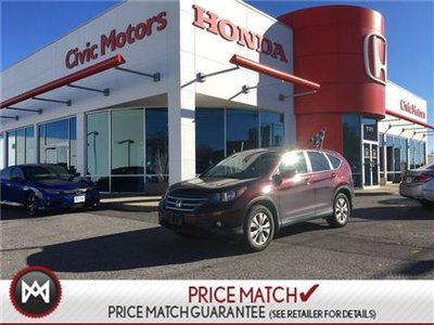 2014 Honda CR-V EX - SUNROOF, HEATED SEATS, CRUISE CONTROL