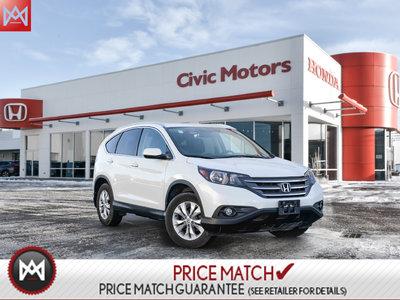 2014 Honda CR-V TOURING - NAVIGATION, AWD, BLUETOOTH