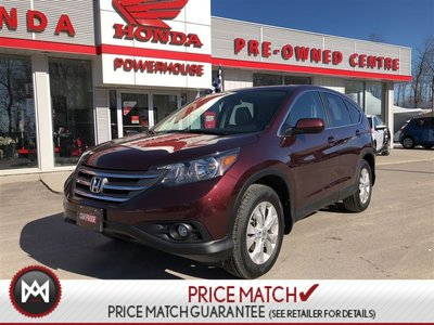 2014 Honda CR-V EX-L *LEATHER* AWD! SUNROOF* BACKUP CAM!