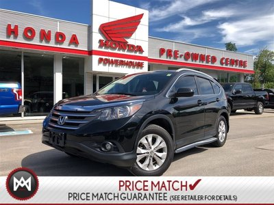 2014 Honda CR-V EX* AWD! SUNROOF! BACK UP CAM! ROOF RACKS!