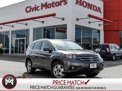Honda CR-V TOURING - AWD, NAVIGATION, LEATHER, HEATED SEATS 2014