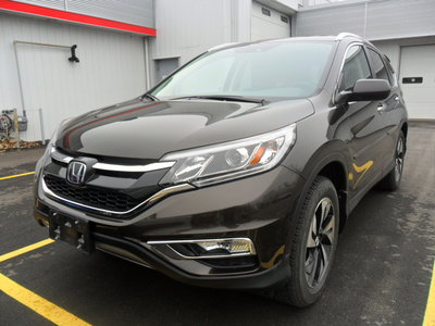 2015 Honda CR-V TOURING! EXTENDED WARRANTY. ROADSIDE. RUST PROOF!!