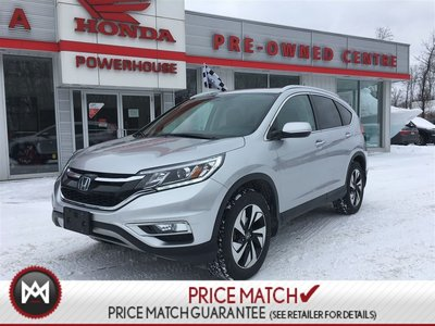 Honda CR-V TOURING*THIS HAS IT ALL! AWD! WOW* SAFTEY FEATURES 2015
