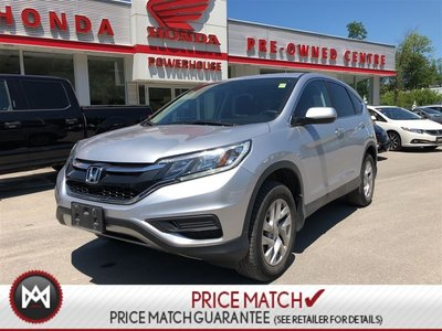 Honda CR-V SE* AWD! BACK-UP CAM! BLUETOOTH! TOUCH SCREEN 2015