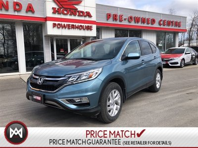 2016 Honda CR-V EX-L* AWD! LEATHER! SUNROOF! BACKUP CAM!