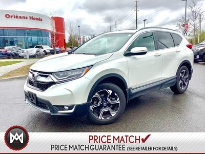 2017 Honda CR-V EX -AWD Sunrroof, Clean Carfax ONE Owner
