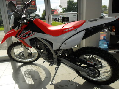 2016 Honda CRF250L $24.90 WEEKLY PAYMENT!!! DON'T PAY FREIGHT & PDI!