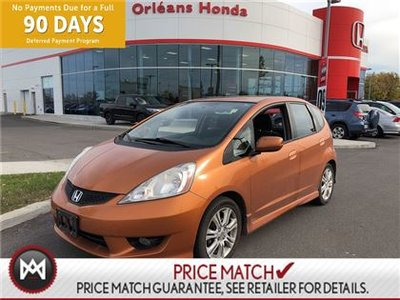 2009 Honda Fit SPORT, 5 SPEED MANUAL, CRUISE CONTROL,
