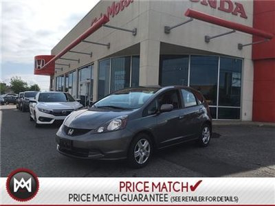 Honda Fit LX - 4YR/100,000 KM HONDA WARRANTY, BLUETOOTH 2014