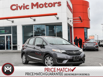 2015 Honda Fit LX - BLUETOOTH, HEATED SEATS, CRUISE CONTROL