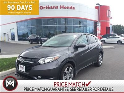 Honda HR-V EX,HEATED SEATS, SUNROOF, BACK UP CAMERA 2016