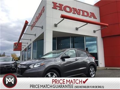 2016 Honda HR-V EX - SUNROOF, BLIND WATCH CAMERA, HEATED SEATS