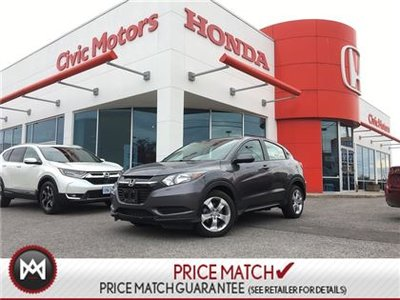 2016 Honda HR-V LX AWD - HEATED SEATS, BACK UP CAMERA, BLUETOOTH
