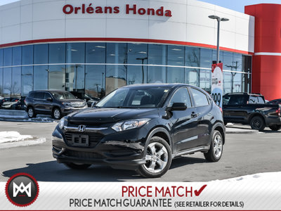 Honda HR-V LX, AWD, BACK UP CAMERA, HEATED SEATS 2016