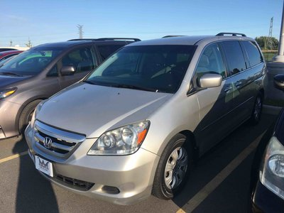 2007 Honda Odyssey EX,HEATED SEATS,ALLOYS, CRUISE CONTROL