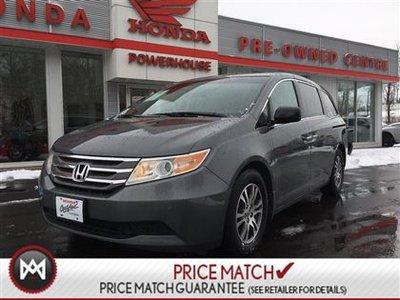 2012 Honda Odyssey EX-L- REAR ENTERTAINMENT SYSTEM! SUNROOF! LEATHER!
