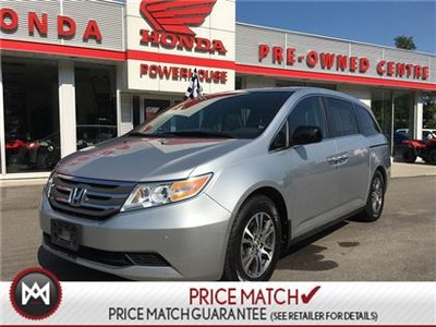 2013 Honda Odyssey EX-L*REAR ENTERTAINMENT!POWER DOORS!TRAILER HITCH!
