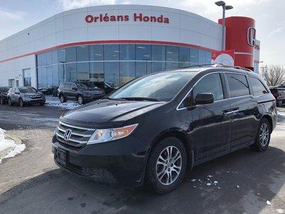 Honda Odyssey EX,POWER SLIDING DOORS,HEATED SEATS, HANDS FREE CA 2013