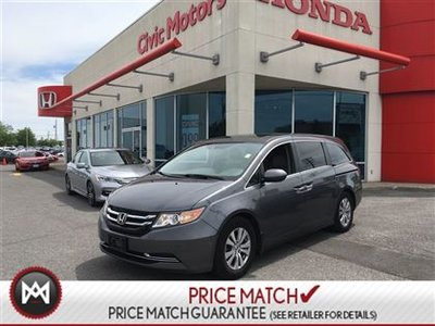 2014 Honda Odyssey EX-L - LEATHER, SUNROOF, POWER SLIDING DOORS