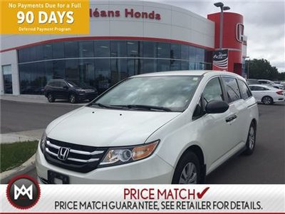 2014 Honda Odyssey SE,BACK UP CAMERA, BLUETOOTH,COOL BOX