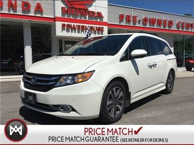 2015 Honda Odyssey Touring w/RES & Navi - LOADED! LIKE NEW! LOW KMS!