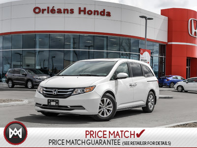 2016 Honda Odyssey EX-L,NAVI/ROOF, LEATHER,POWER SLIDING DOORS