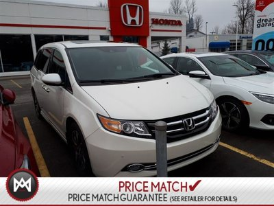 2017 Honda Odyssey TOURING! DVD PLAYER! LEATHER!