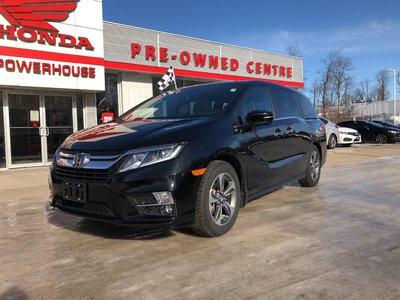 2018 Honda Odyssey EX-L With Navigation! Remote Start! Warranty!