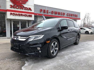 2018 Honda Odyssey EX* Winter AND Summer Tires ON Rims!