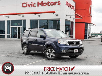Honda Pilot EX-L - LEATHER, SUNROOF, HEATED SEATS 2013
