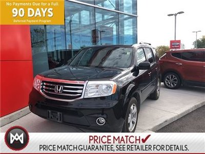 2013 Honda Pilot EX, HEATED SEATS, BACK UP CAMERA, SUNROOF ,POWER