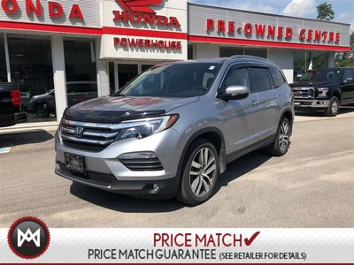 2016 Honda Pilot TOURING! AWD! EXTENDED WARRANTY! MUST SEE! LOADED