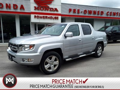 2010 Honda Ridgeline EX-L* RARE! SUNROOF! LEATHER! RUNNING BOARDS!