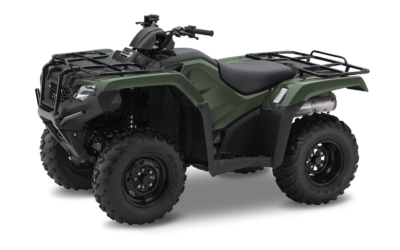2018 Honda TRX420FM1 CALL US FOR THIS MONTHS SPECIAL OFFER!
