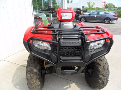 Honda TRX500FE2 ATV $47.49 WEEKLY! POWER STEERING, ELEC.SHIFT 2017