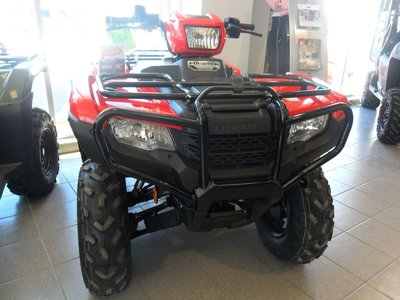 2018 Honda TRX500FE2 ATV $49.52 WEEKLY! POWER STEERING, ELEC.SHIFT