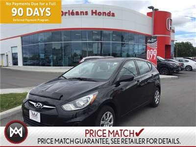 Hyundai Accent 5 SPEED, MANUAL HATCHBACK 2012
