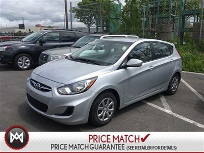 Hyundai Accent GLS HEATED SEATS LOADED AUTO 2013