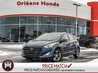 2016 Hyundai Elantra GT GT-GLS Tech Package With NAV Pano Sunroof! ONE Own