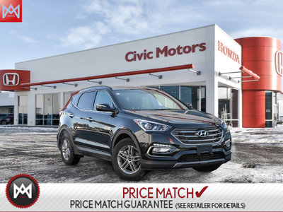 Hyundai Santa Fe Sport SPORT PREM - AWD, HEATED SEATS, BLUETOOTH 2018